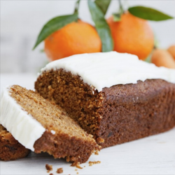 Carrot Cake with Vanilla Frosting