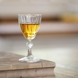 Cut Sherry Glass