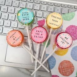 Post Home Schooling Small Lollipops Set