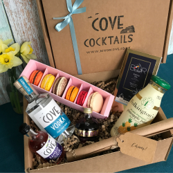 Cove Cocktails French Martini Happy Birthday Gift Box