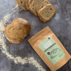 Super Sourdough - Gluten Free Artisan Sourdough Bread Mixes, 2 x 500g