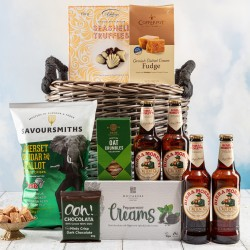 The Lager Than Life Gift Hamper