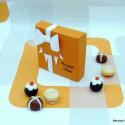 Marzipan Cake Selection Box