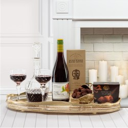 The Chelsea Red Wine Gift Box