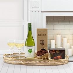 The Knightsbridge White Wine Gift Box