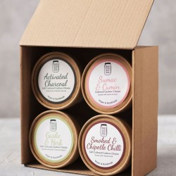 Cultured Vegan Cheese Selection Box (Box of 4)