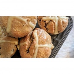 Paleo Hot Cross Buns Baking Mix