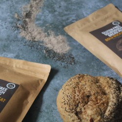 Bold Buckwheat - Gluten Free Artisan Sourdough Bread Mixes, 2 x 500g