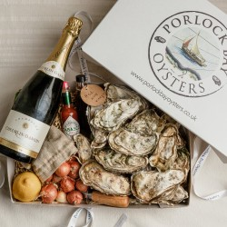 Champagne and Oyster Gift Box