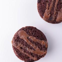 Chocolate Salted Caramel Keto Cake Bites (Pack of 7)
