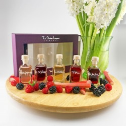 Personalised Liqueur Gift Set (Choice of Flavours)