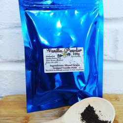 Pure Vanilla Powder for Baking and Making
