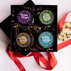 Cookie Dough Luxury Gift Box (Mix & Match 4 x 150g)