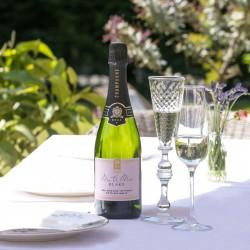 Personalised Mr & Mrs Wedding Champagne