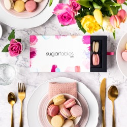 Vegan Macarons - Spring Collection Box