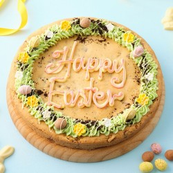 Easter Giant Milk Chocolate Cookie