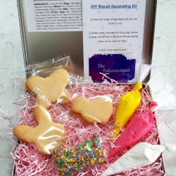 DIY Biscuit Decorating Kit (Box of 6)