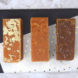 Selection of Loaded Fudge Slabs (Box of 3)