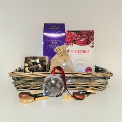 Coffee Time Gift Basket - Mini