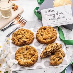 Vanilla, Pecan & Chocolate NYC Cookies Gift Box (Vegan)