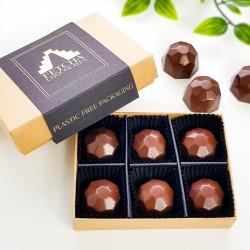 Chocolate Mousse Luxury Vegan Milk Chocolates