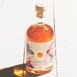 Dry rosé Vermouth