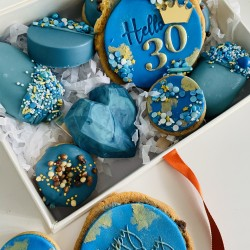 Personalised Treat Box for Him