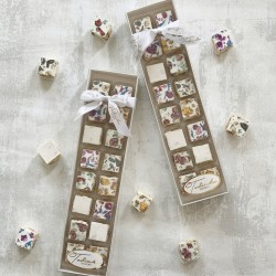Handmade Nougat Medium Gift Box (16 pieces)