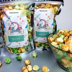 Toffee Apple Popcorn Treat Duo (2 Bags x 100g)