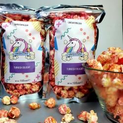 Turkish Delight Popcorn Treat Duo (2 Bags x 100g)