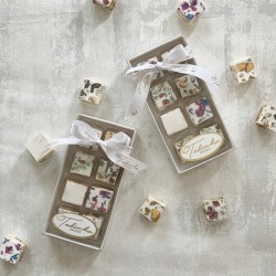 Handmade Nougat Assorted Gift Box (8 pieces)