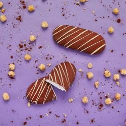 Premium Hazelnut Praline Bars (Box of 12)