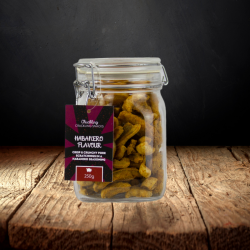 Habanero Pork Scratchings Gift Jar (250g)