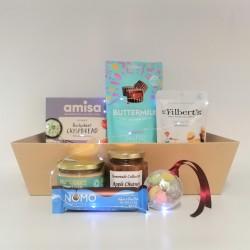 Vegan and Gluten Free Treats Gift Hamper - Midi
