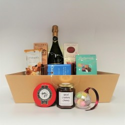 Gluten Free and Alcohol Free Treats Gift Hamper - Maxi