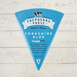 Yorkshire Blue Cheese (180g)