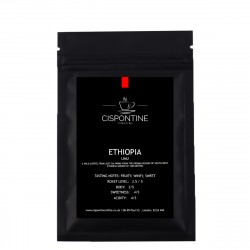 Ethiopia-Limu, A Wild Single Origin, Ethically Sourced Coffee
