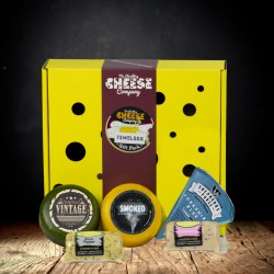 Timeless Classic Cheese Gift Box