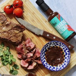 Tamarind Ketchup - Sweet & Tangy Sauce with a hint of Roasted Chilli (150ml)