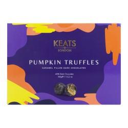 Keats Pumpkin Caramel Dark Chocolate Truffles 24pcs | 360g