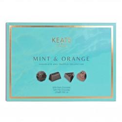Keats Mint and Orange Chocolate Selection Box 24pcs   250g