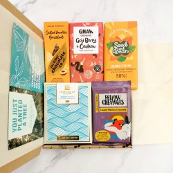 Vegan Chocolate Letterbox Friendly Hamper