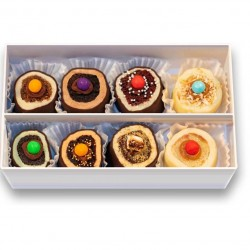8 Piece Classic Treat Selection Gift Box