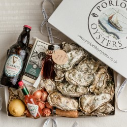 Oysters and Guinness Gift Box