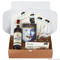 Wine & Film Gift Set