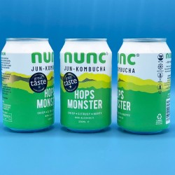 Hops Monster Jun-Kombucha