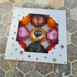 9 mini teacakes gift boxed
