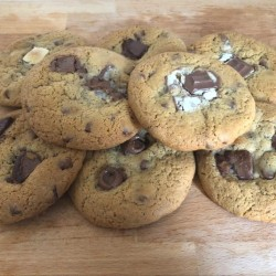 Chocolate Bar Cookies