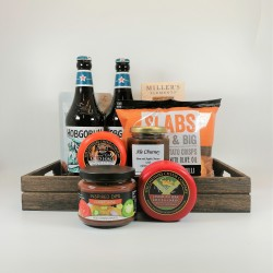 Beer and Cheese Gift Hamper - Supersize
