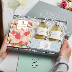 Cocktail Night In Letterbox Gift